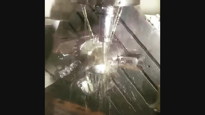 Алмазное долото PDC со стальным корпусом