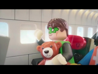 LEGO - Fasten your seatbelts for the most enjoyable in flight safety video ever! ✈️💺