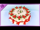 DIY How to make paper cake, for wedding, birthday, communion ENG Subtitles - Speed up 375