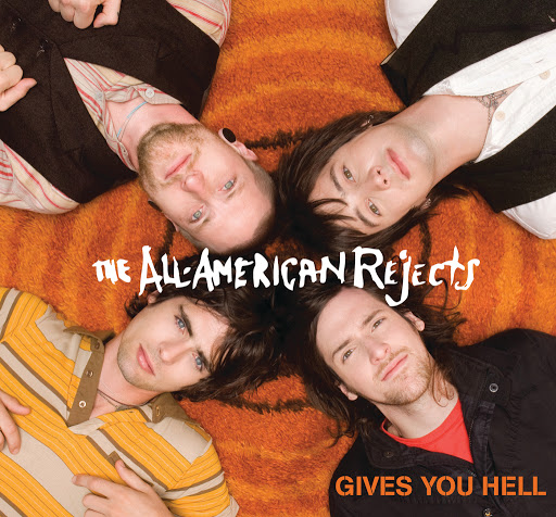 The All-American Rejects альбом Gives You Hell