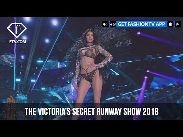 Victorias Secret Fashion Show 2018 New York Rita Ora, Gigi Hadid, Kendall Jenner, Adriana Lima |FTV