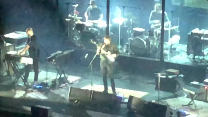 Ben Howard — All Down The Mines / A Boat To An Island, Pt.2 (Agatha's Song) [Live @ «Noonday Dream Tour»: «Edinburgh Playhouse»]