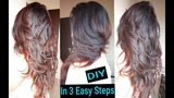 Deep Layer Cut At HomeLayer Cut Trimming In Hindi+English SubtitlesAlwaysPrettyUseful