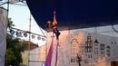 RetroFest / Наталия Степаненко / Aerial silks / Воздушные полотна Киев/ Центр Ирис