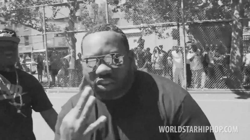 Raekwon, LL Cool J, Murda Mook Ron Browz — I'm Nice