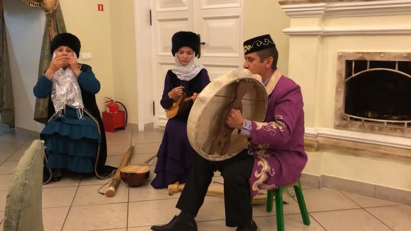 Сибирские татары...колорит звуков...