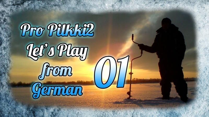 Pro Pilkki2 1 Отличный зимний симулятор рыбалки.(Вникаем в игру)