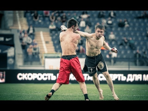Arrows STRELKA MMA Grand Final - Dmitry Corsair Korsakov vs Alexey Sunrise