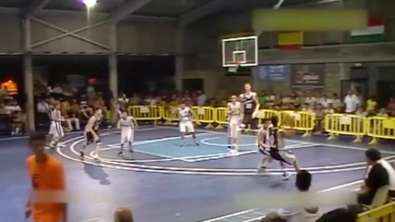 15 летний баскетболист ростом 2.29. Книга рекордов