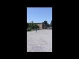 Сквер Амира Тимура Центр Города