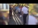 Полицейский футболист в Ростове