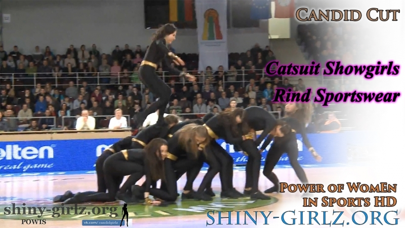 Catsuit Showgirls - Rind Sportswear