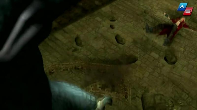 Игрофильм Devil May Cry 3 - Dantes Awakening (RUS) [РЕМЕЙК]