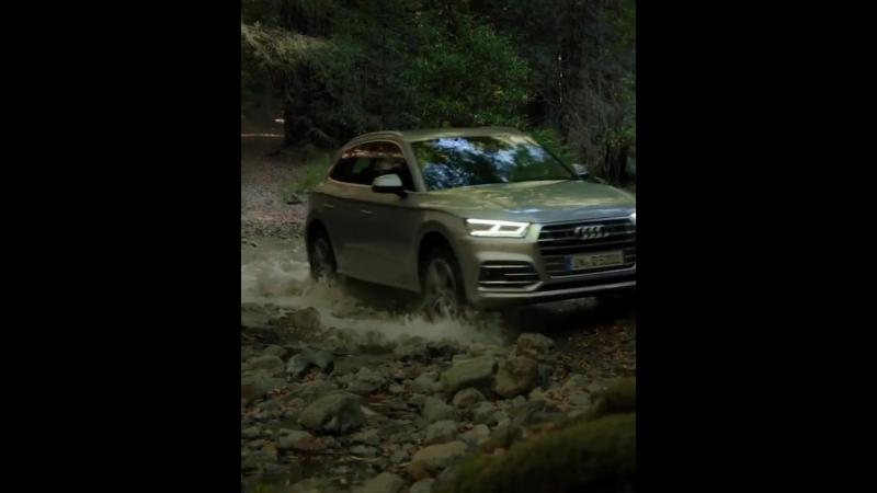 Ему покоряются любые дороги. Audi Q5
