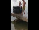 Племянник рвется купаться