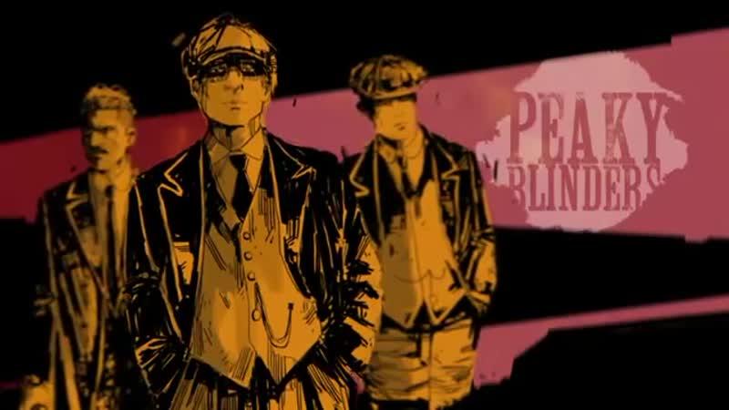 Peaky Blinders Art @ahmet.uzn