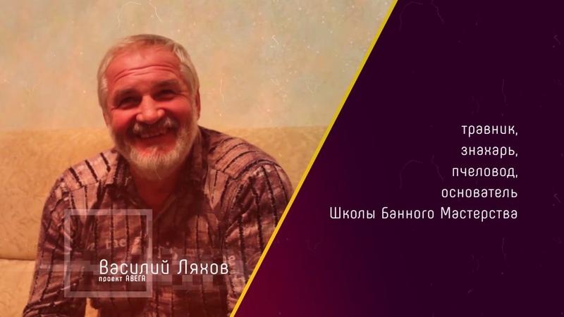 Проект АВЕГА - Василий Ляхов. О жизненных принципах