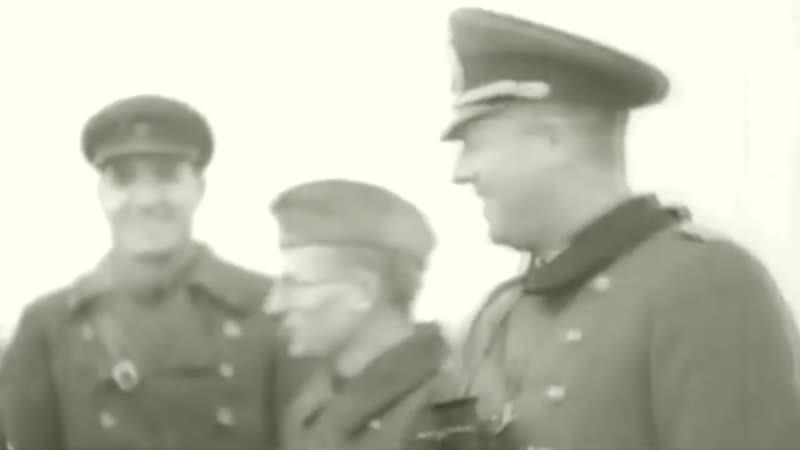 Брест Совместный парад Вермахта и РККА Marsсh