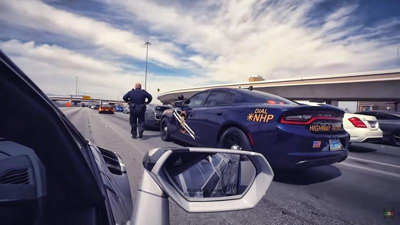 Brutal Police Justice Chase 2018