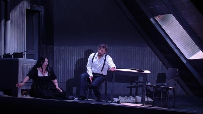 Cavalleria Rusticana- Pagliacci- Kaufmann- Salzburg Easter Festival- 06.04.2015