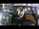 FIAT 600 MULTIPLA - SALONE AUTO MOTO D