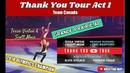 Thank You Canada Tour Act 1 |TTYCT Grande Prairie,AB |VLOG