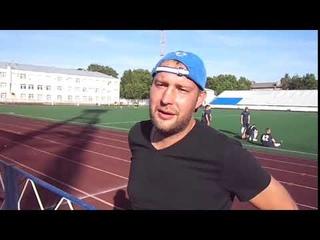 интервью Алексей Белкин - звезда Динамо Вологда - ТВмыДинамо