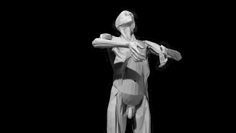 Chrysalide | Iki - Mono - Ugoki | Damien Serban, 2005