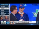 Oliver Wahlstrom Selected 11th Overall By Islanders 2018 NHL Draft