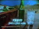 Refrigerante Teem Provoque a Sede Anos 80