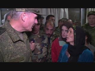 Сирийские военные при поддержке российских офицеров освободили 19 заложников