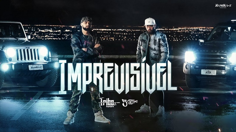 Tribo da Periferia - Imprevisível (Official Music Video)