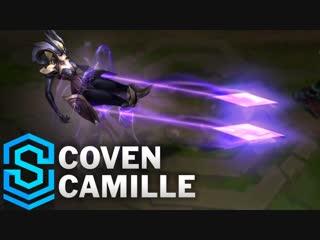 Coven Camille Skin Spotlight - Pre-Release - League of Legends
