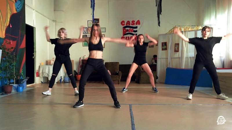 Reggaeton classes в Casa de Cuba с Екатериной Романовой