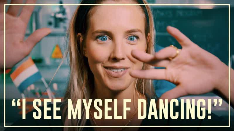 Нелли видит, что танцует после MXE   Drugslab