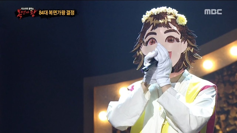 [defensive stage] Dongmakgol girl - How do you like, 동막골 소녀 - 어떤가요, 복면가왕 20180909