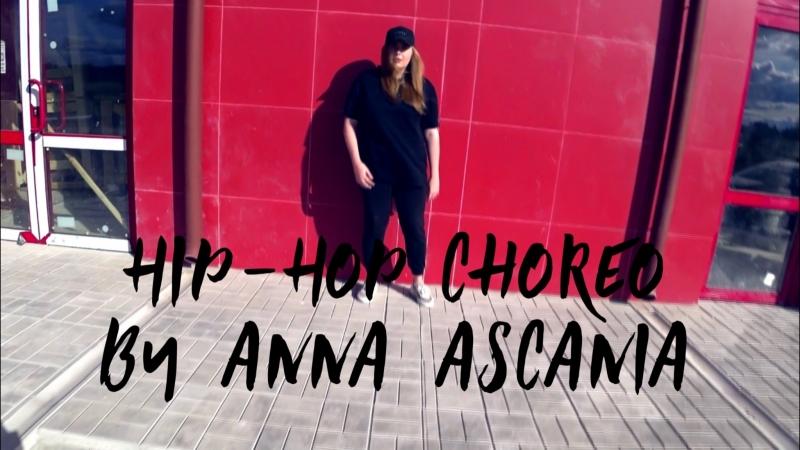 Hip-Hop Choreo By Anna Ascania J-Dance Studio
