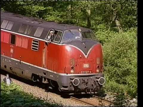 221 127 - Die große Bundesbahn V-200 - Trailer