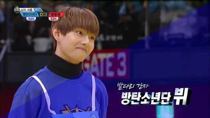 【TVPP】BTS,BTOB-Korean Wrestling Preliminary, 방탄소년단,비투비-남자 씨름 예선@2016 Idol Star C