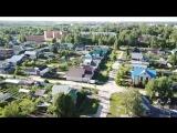 DJI Mavic Pro полет над г. Гусь-Хрустальный