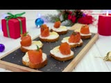 Тосты со слабосоленым лососем и тосты с грушей и мёдом - Рецепты от Со Вкусом