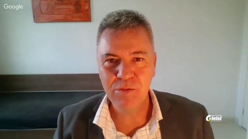 Gleisi Hoffmann entrevistada sobre denúncias contra a Lava Jato