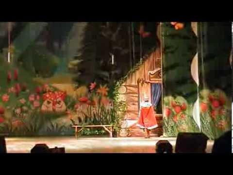 Мюзикл Красная шапочка или Переполох в лесу