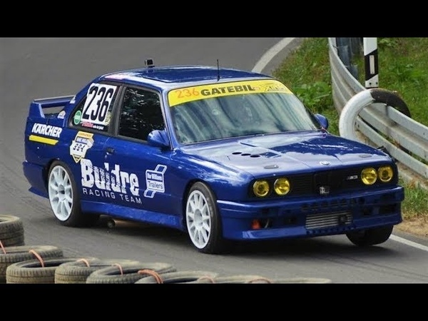 1300Hp BMW M3 E30 || 2JZ-GTE Swapped Monster On The Limit - Osnabruck 2018