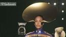 Couture Michael Jackson Style Philip Treacy Spring Summer 2013 London Fashion Week FashionTV