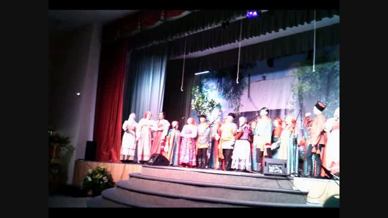 XXVIII Республиканский фестиваль русской хоровой музыки имени Александра Коткова