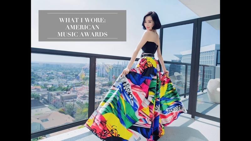What I Wore American Music Awards - Ep 5