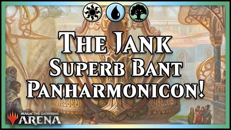 The Jank! | Bant Panharmonicon [Magic Arena]