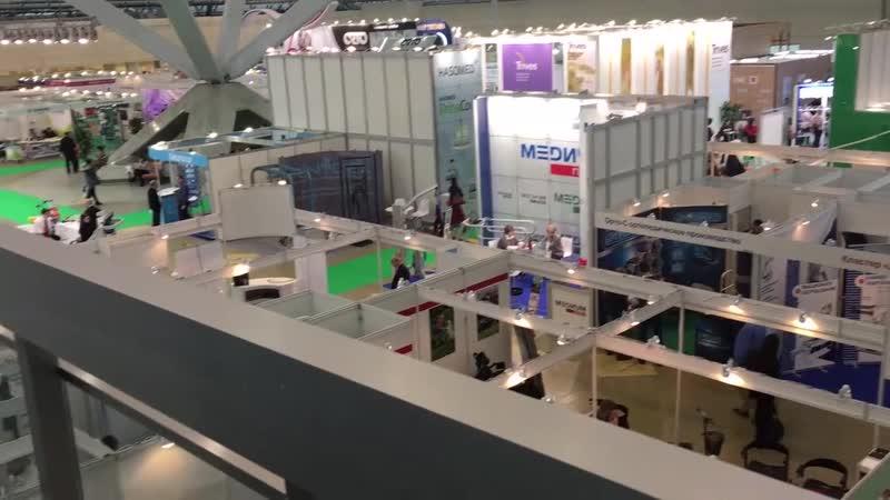 Форум «Российская неделя здравоохранения» в Крокус Экспо