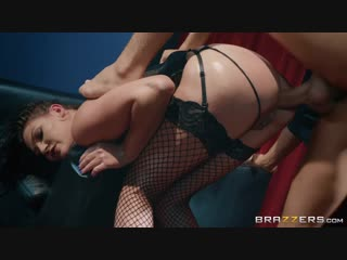 [brazzers] jessica rex - porn puppet on a string [2018, anal, a2m, natural tits, oil, bondage, deep throat, face fuck, 1080p]